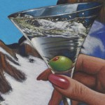 Mountains and Martini