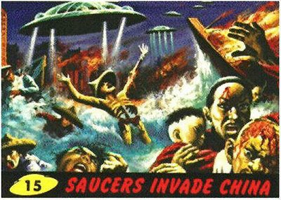 Mars Attacks card #15