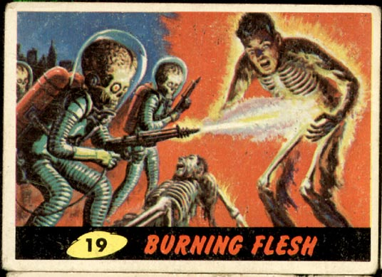 Mars Attacks card #19