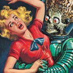 Mars Attacks card #21