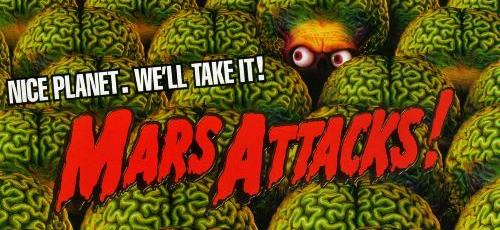 Mars Attacks movie